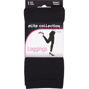 LADIES LEGGING BLACK