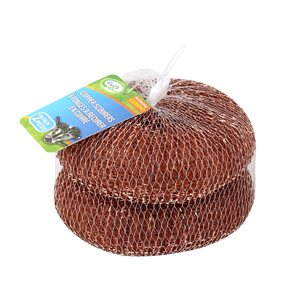 COPPER SCOURERS 2 PACK