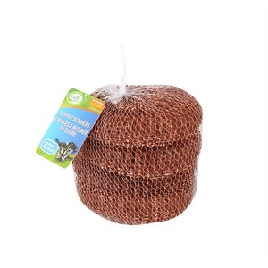 COPPER SCOURERS 4 PACK