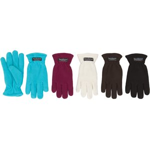 LADIES FLEECE GLOVES
