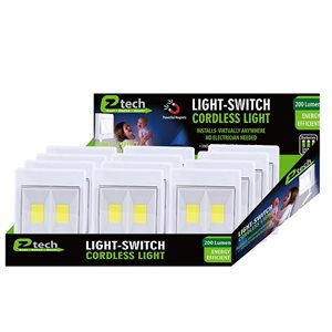 COB LED Dual Switch