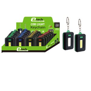 EZ Tech COB LED Keychain