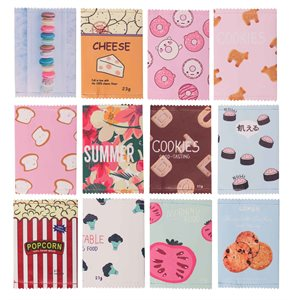 COIN PURSE ASSORTED PATTERNS