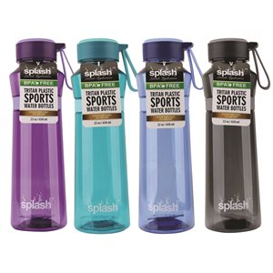 Splash Plastic Water Bottle 650ml
