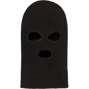 SKI MASK WITH 3 HOLES
