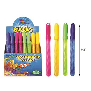 BUBBLES STICK 14.5""