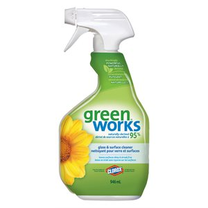 GLASS & SURFACE CLEANER / 946 ML