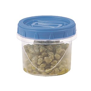 GALIWARE SCREW TOP CONTAINER 300ml ASSORTED